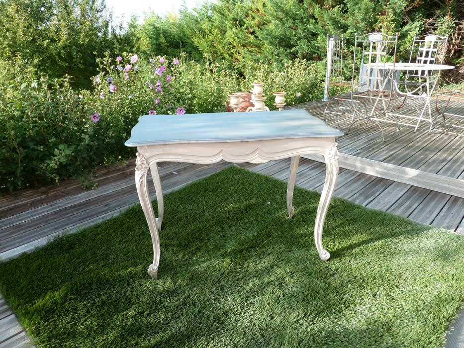 Patines meubles rose le gac - Bureau gris taupe ...