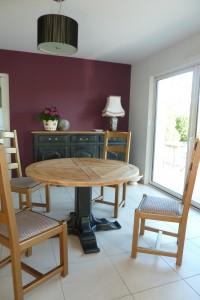 Aérogommage pour les meubles et patines noires